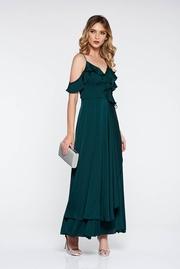 rochii de seara lungi verzi ieftine