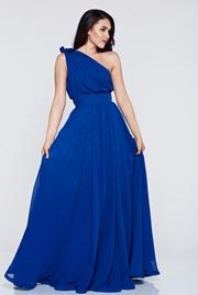 rochii elegante lungi albastre ieftine