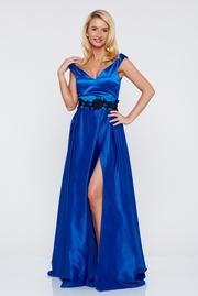 rochii elegante scurte albastre ieftine