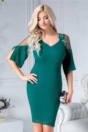 rochii elegante scurte verzi