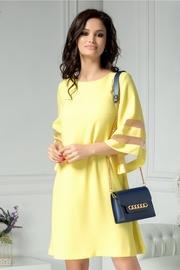 rochii galbene lungi online