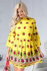 rochii galbene scurte online