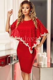 rochii rosii lungi de vara