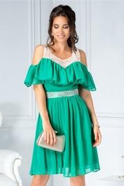 rochii verzi scurte ieftine