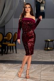 rochii cu paiete de revelion