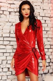 rochii de seara rosii de revelion