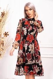 rochii cu maneca lunga de toamna iarna