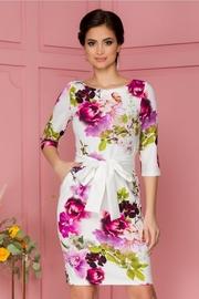 rochii de primavara cu flori