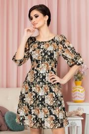 rochii de primavara cu floricele