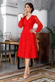 rochii de primavara rosii