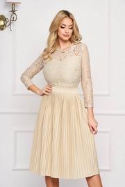 rochii elegante de primavara de zi